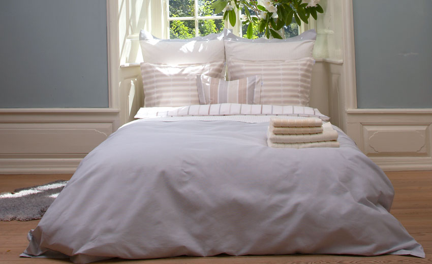 Organic Linens - Private Label Duvet Covers - Pillow Shams - Bedding Accessories - Danican Private Label Bedding