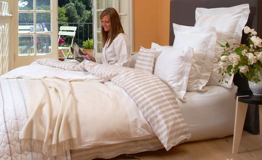 Private Label Organic Linens - Duvet Covers - Pillow Shams - Bedding Accessories - Danican Private Label Bedding Linens
