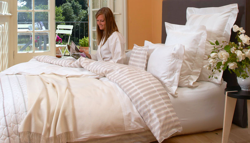 Danican Private Label Bedding - Organic Linens